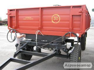 Причіп тракторний 2-птс-4