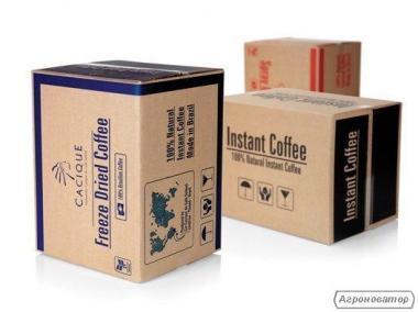 Бразильский натуральный кофе.
