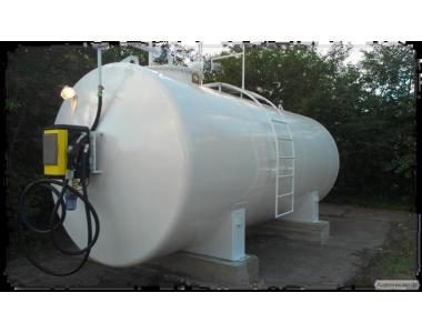 Контейнерная АЗС 5000 литров (ведомственная АЗС)