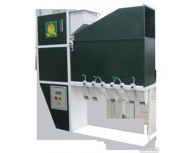 Продам ИСМ-20 безрешетний аэродинамический сепаратор для зерна