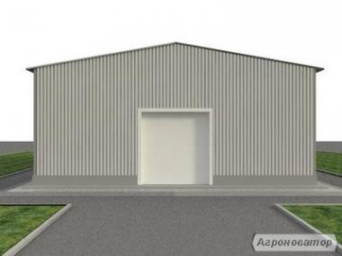 Металоконструкції, металеві гаражі, ангари, склади, ферми.