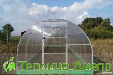 Теплица 3х2х4 м. С поликарбонатом 4 мм купить Житомир