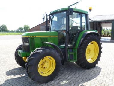 Трактор John Deere 6300 (1996)