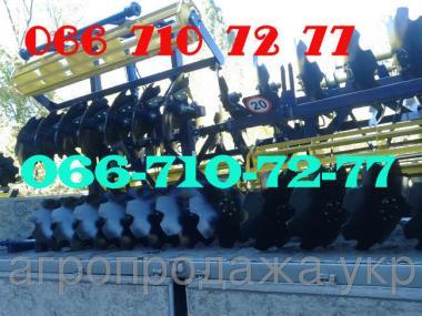Прицепная АГД-2,5Н Агрегат почвообрабатывающий АгрореммашМТЗ-80/82, ЮМЗ