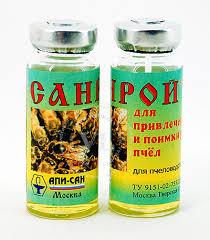 Санрой раствор (феромон) Апи-Сан