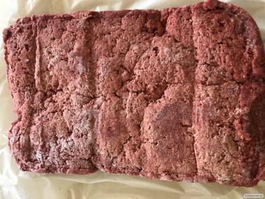 Свиной фарш оптом, мясо котлетное, сухой. Без костного остатка
