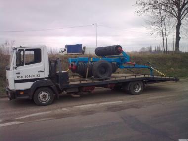 Услуги Эвакуатора (Полтава)