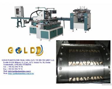 Оборудование для производства  рафинада и его упаковки