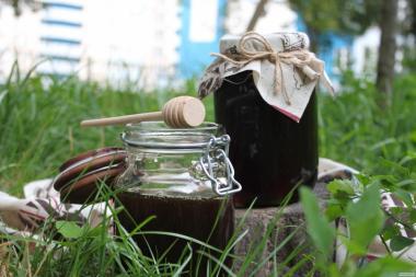 Продам гречишный мед урожая июля 2017 года Киев Харьков Украина