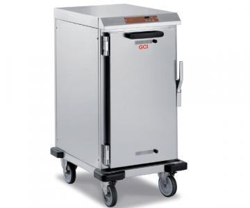 Теплові шафи на колесах для гарячих страв (Італія)