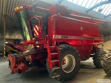 комбайн зернозбиральний Case IH 2388 (роторний)ангарне зберігання 2004