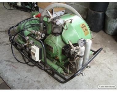 Бытовой компрессор высокого давления газ Метан CNG