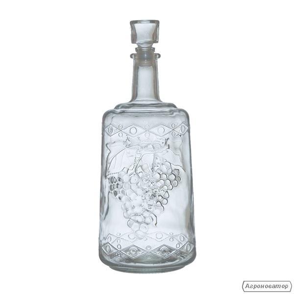 Бутылки для домашнего виноделия  и крепких напитков