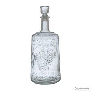 Пляшки для домашнього виноробства і міцних напоїв
