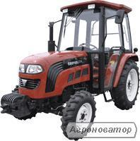 Трактор FOTON FT 354 4х4 новый. Посезонная оплата.