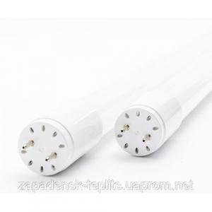 Світлодіодна лінійна лампа Т8 18W, 1200 мм, 6200K, 1440 Лм, скло