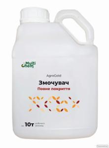 Адьювант для растений, смачиватель для растений. AgroGold