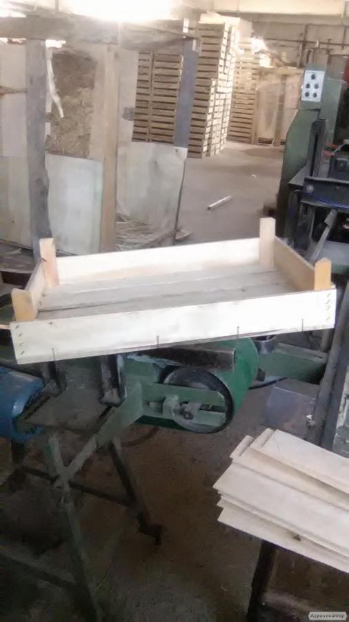 Ящики деревянные из шпона или из пиленой доски продам