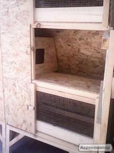 Продам - виготовлю мініферми, клітки для кроликів