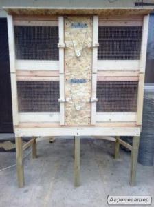 Продам - изготовлю минифермы, клетки для кроликов