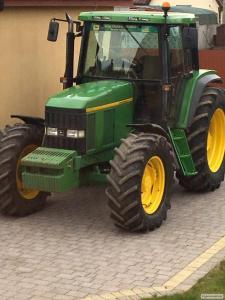 Трактор колісний JOHN DEERE6600 Джон Дір