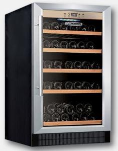 Охолоджувач для вина Tecfrigo Sommelier 43/1 (БН)