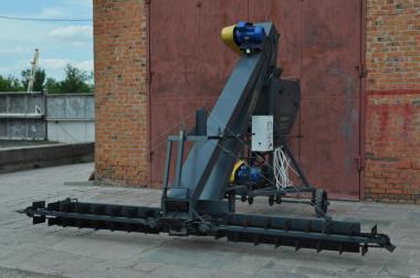 Зернокидач ЗМ-60