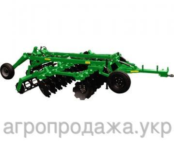 Агрегат почвообрабатывающий полунавесной АГН-4,2 (2) (необслуживаемый корпус )