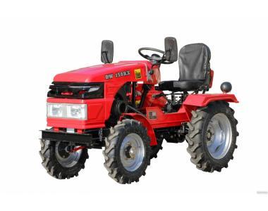 Міні-трактор DW 150 RX. Купити. Ціна дилера. Знижка 10%