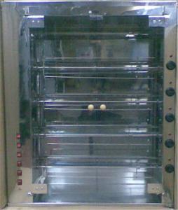 Аппарат куры гриль ОГК-20