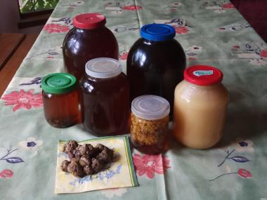 Продам мед 2016, 2017 и 2018 годов