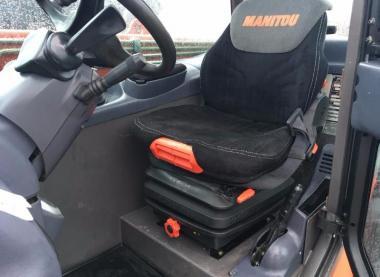 Погрузчик Manitou MLT 630 (2009)