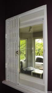 Металеві решітки на віконні та дверні прорізи в Дніпропетровську.