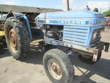 Трактор Лейланд 80 к. с