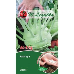 Насіння капусти кольрабі
