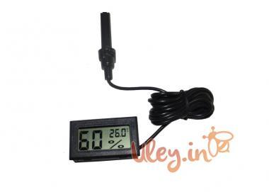 Цифровий гігрометр, вимірювач температури і вологості у вулику