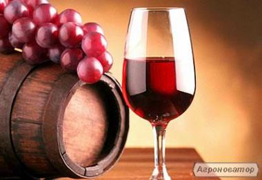 Натуральное домашнее вино, красное сухое Каберне