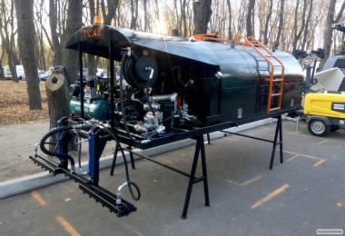 Автогудронатор БР-3000/7000