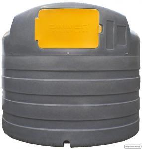 Резервуар для хранения ГСМ вертикальный