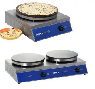 Млинниці професійні - сковорода електрична для млинців. Розстрочка