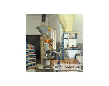 Весовой дозатор фасовка в открытые пакеты ДГ-10