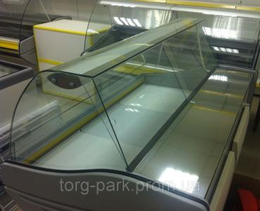 Холодильна вітрина Аріель 1,1 1,3 1,5 1,8 2,0 2,6 Аріада