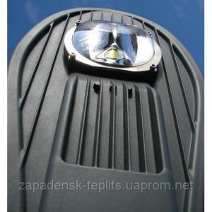 Вуличний консольний світильник LED ДКУ-S-50Вт 6000К 5500Лм, IP65