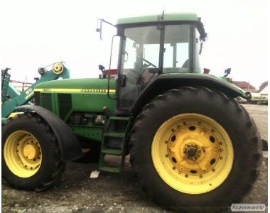 Трактор JOHN DEERE 7710