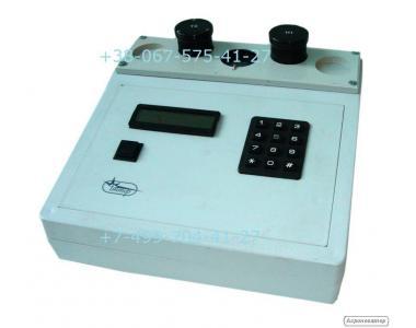 Аналізатор ЦУ ТЕП-II-6 для вимірювання білості борошна