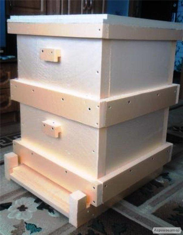Улики для пчел своими руками из пенополистирола