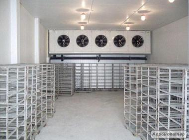 Строительство холодильных камер для хранения, охлаждения, заморозки