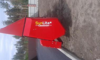 Продам соняшникову жатку суцільного зрізу з подрібненням Geringhoff