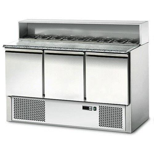 Стол для пиццы GGM SAS147G (холодильный)