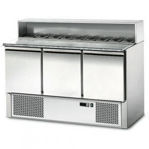 Стіл для піци GGM SAS147G (холодильний)